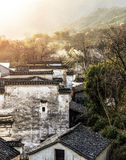 De oude architectuur van China Royalty-vrije Stock Afbeelding