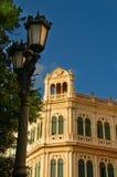 De oude architectuur van Havana royalty-vrije stock afbeeldingen