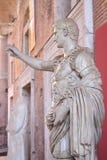 De oude Architectuur van Rome Royalty-vrije Stock Foto's