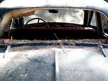 De oude Auto Stock Afbeelding