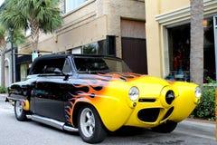 De oude auto Studebaker Royalty-vrije Stock Foto's