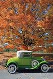 De oude auto van 1930 Stock Fotografie
