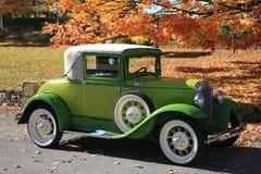 De oude auto van 1930 Stock Foto