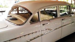 De oude Auto van Chevrolet Stock Foto's