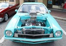 De oude Auto van Ford Pinto Royalty-vrije Stock Foto's
