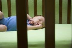 De Oude Baby van één Week Stock Afbeelding