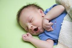 De Oude Baby van één Week Royalty-vrije Stock Afbeelding