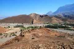 De oude Bijenkorfgraven in Jabal Westelijke Misht stock foto