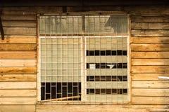 De oude blinden Stock Fotografie