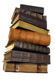 De oude boeken royalty-vrije stock foto