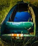 De oude Boot Stock Afbeelding