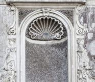 De oude bouw royalty-vrije stock afbeeldingen
