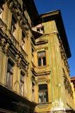 De oude bouw Royalty-vrije Stock Fotografie