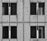De oude bouw Royalty-vrije Stock Foto