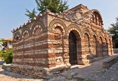 De oude bouw een kerk Royalty-vrije Stock Afbeelding
