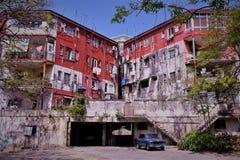 De oude bouw Havana stock afbeelding