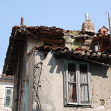 De oude Bouw in Izola Royalty-vrije Stock Fotografie