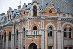 De oude Bouw in Novi Sad Royalty-vrije Stock Afbeelding