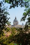 De oude bouw in Rome Royalty-vrije Stock Afbeelding