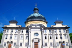 De oude bouw van Salzburg Royalty-vrije Stock Foto's