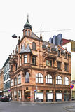De oude bouw in Wiesbaden duitsland Stock Foto's