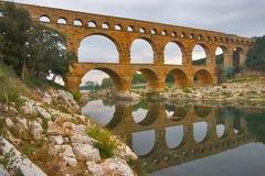 De oude brug Stock Fotografie