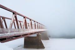 De oude brug Royalty-vrije Stock Foto