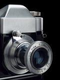 De oude camera Stock Afbeelding