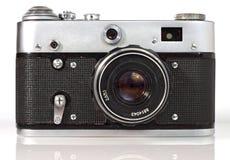De oude camera van de beeldzoekerfoto Royalty-vrije Stock Foto's