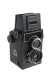 De oude camera van de filmsfoto stock foto's