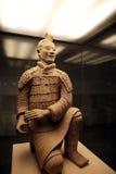 De Strijders van het Terracotta van Xi'an in China Stock Fotografie