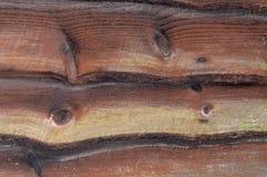 De oude Close-up van de Cabine Royalty-vrije Stock Afbeelding