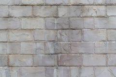De oude concrete achtergrond van de blokmuur royalty-vrije stock foto's