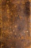 De oude Dekking van het Boek stock afbeelding