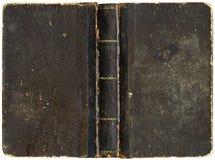 De oude Dekking van het Boek Royalty-vrije Stock Fotografie