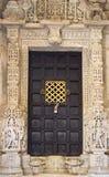 De oude deuren van India Royalty-vrije Stock Afbeeldingen