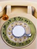 De oude dienst van het telefoonhotel Royalty-vrije Stock Afbeeldingen