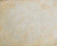 De oude document textuur Royalty-vrije Stock Fotografie