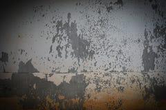 De oude donkere concrete achtergrond van muurhalloween Royalty-vrije Stock Afbeelding
