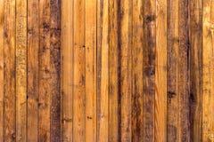 De oude donkere houten houten planken van het textuur natuurlijke patroon als magni Stock Foto