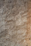 De oude Doorstane Muur van de Steen Royalty-vrije Stock Foto