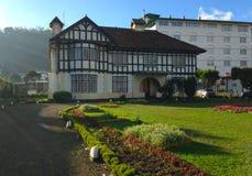 De oude Engelse bouw in Nuwara Eliya Royalty-vrije Stock Fotografie