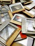 De oude frames van de Dia Stock Afbeelding