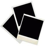De oude Frames van de Foto Royalty-vrije Stock Foto's
