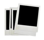 De oude Frames van de Foto Stock Afbeeldingen