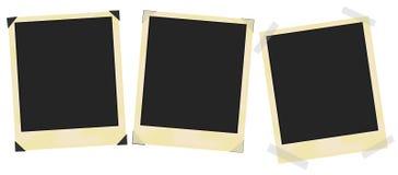 De oude Frames van de Foto Stock Foto's