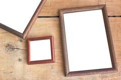 De oude Frames van de Foto Stock Foto