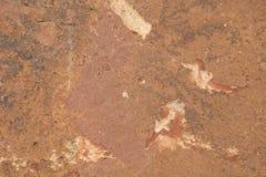 De oude gele Marmeren achtergrond van de steentextuur royalty-vrije stock foto