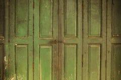 De oude gestileerde deur Royalty-vrije Stock Foto