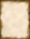 De oude Geweven Achtergrond van het Document royalty-vrije illustratie